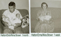 Erma Louise <I>Hubble</I> Brown