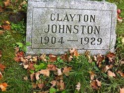 Clayton Johnston