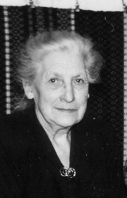 Maria <I>Jönsson</I> Andersson
