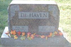 Iva May <I>Cole</I> DeHaven