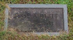 Jesse A Whitt