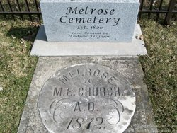 Melrose United Church Cemetery