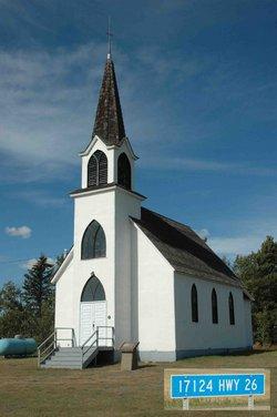 Hegre Norwegian Lutheran Church Cemetery