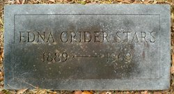 Edna <I>Crider</I> Stars