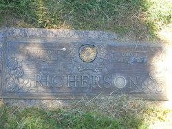 Lena Josephine <I>Seale</I> Richerson