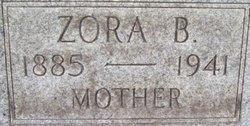 Zora B. <I>Simpson</I> Ray