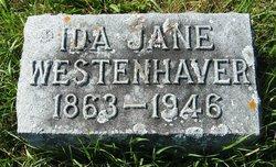 Ida Jane <I>Thurston</I> Westenhaver