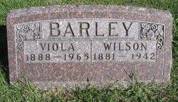 Isaac Wilson Barley