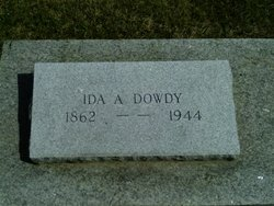 Ida Alice <I>Mountjoy</I> Dowdy