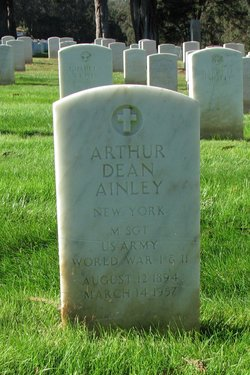 Arthur Dean Ainley
