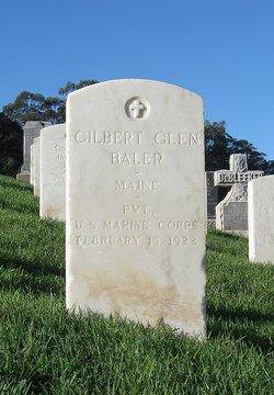 Glen Gilbert Baler