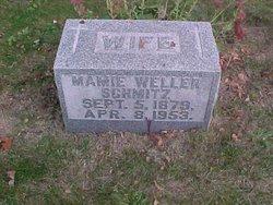 Mamie <I>Weller</I> Schmitz