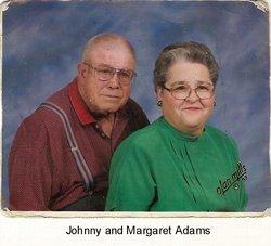 """John """"Johnny"""" Adams"""