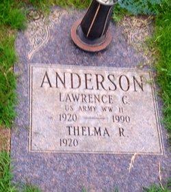 Thelma R <I>Franse</I> Anderson