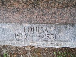 Louisa <I>Schellinger</I> Gales