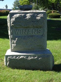 Emily <I>Seaman</I> Winans