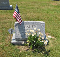 Elizabeth May Haney