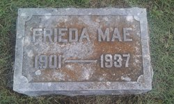 Freda Mae <I>John</I> Kent