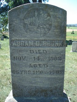 Abram D. Brunk