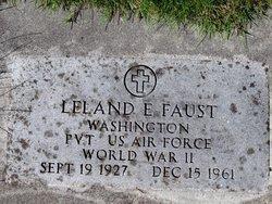 Leland Eugene Faust