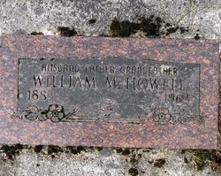 William Melvin Howell