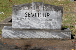 Alleen B. Seymour