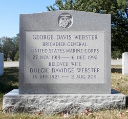 Gen George Davis Webster