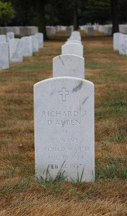 Richard J D'Auben
