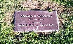 Donald H Voeghtly