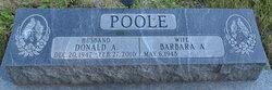 Donald A. Poole