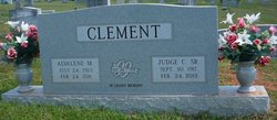 Alvalene Mayhall Clement