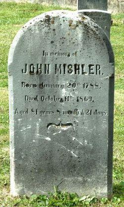 John Mishler