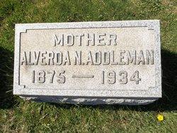 Alverda <I>Norris</I> Addleman