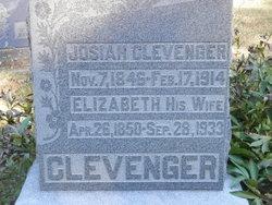 Elizabeth <I>Davidson</I> Clevenger