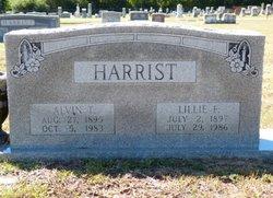Lillie Fay <I>Newton</I> Harrist