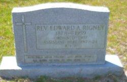 Rev Edward A Rigney
