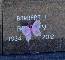 Barbara J <I>Taylor</I> Bradley