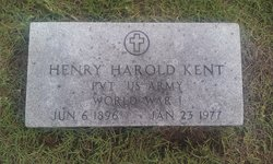 Henry Harold Kent