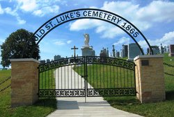 Old Saint Lukes Catholic Cemetery