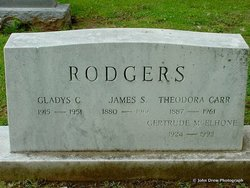 James S Rodgers