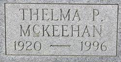 Thelma P. <I>Mckeehan</I> Schreiter