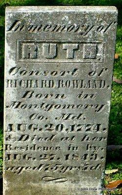Ruth Rowland