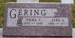 """Jacob A. """"Jake"""" Gering"""