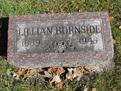 Lillian <I>Kent</I> Burnside