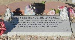 Eulalia <I>Munoz</I> Jimenez