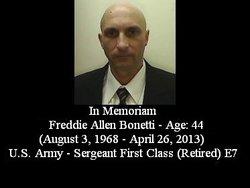 Freddie Allen Bonetti