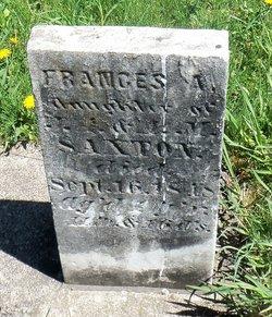 Frances A. Saxton