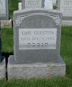 """Emma """"Emie"""" Gerstein"""