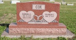 Barbara L. <I>Janes</I> Cox