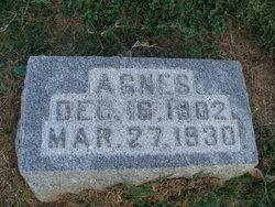 Agnes <I>Gober</I> Lane